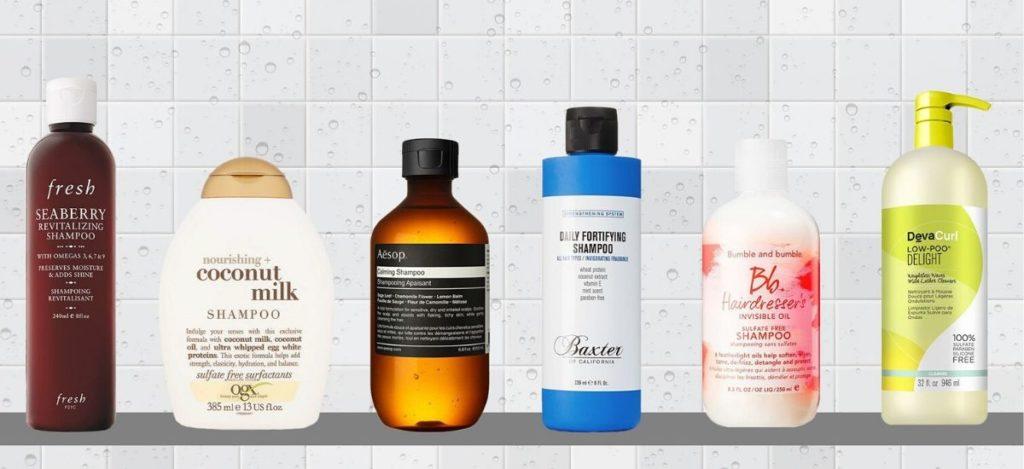 shampoo brand names