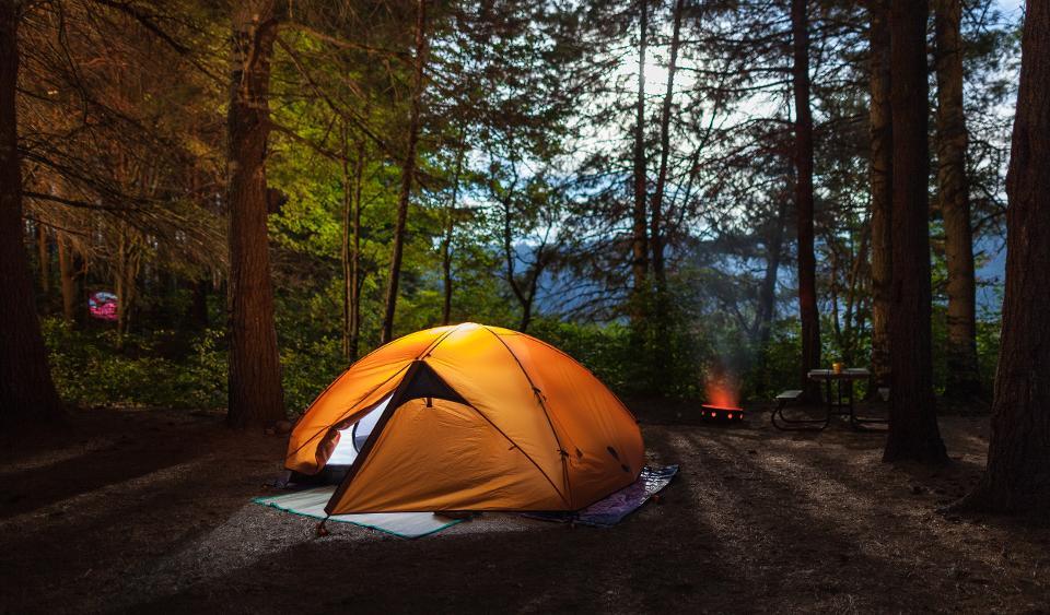100+ Cool & Unique Camping Names